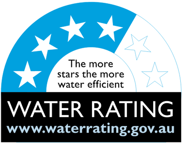 water efficiency, water rating, water consumption