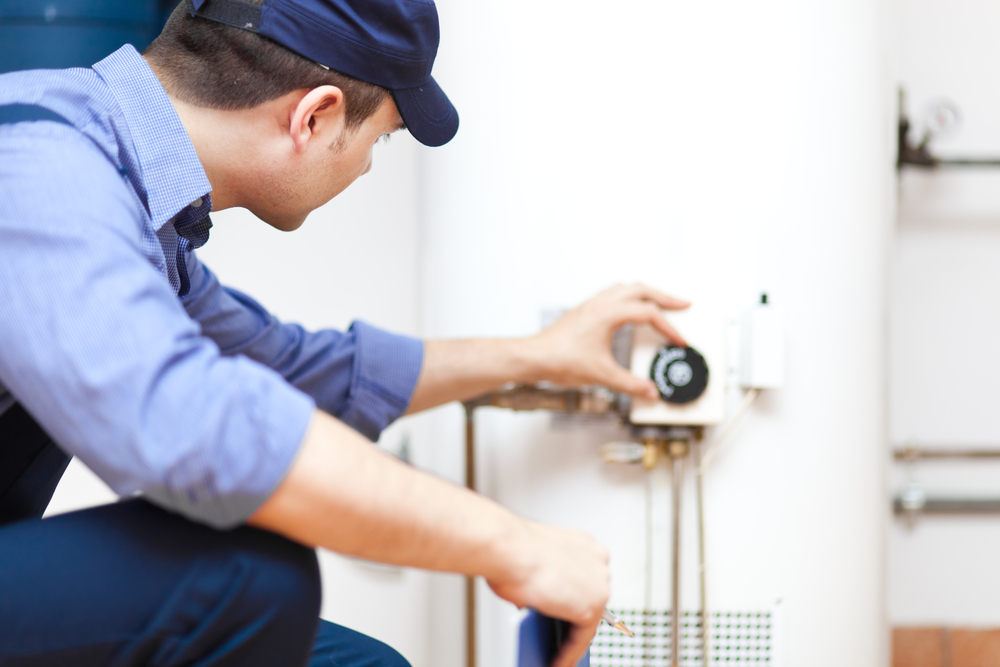 hot water system Brisbane plumber